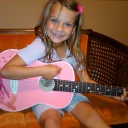 Olivia guitar