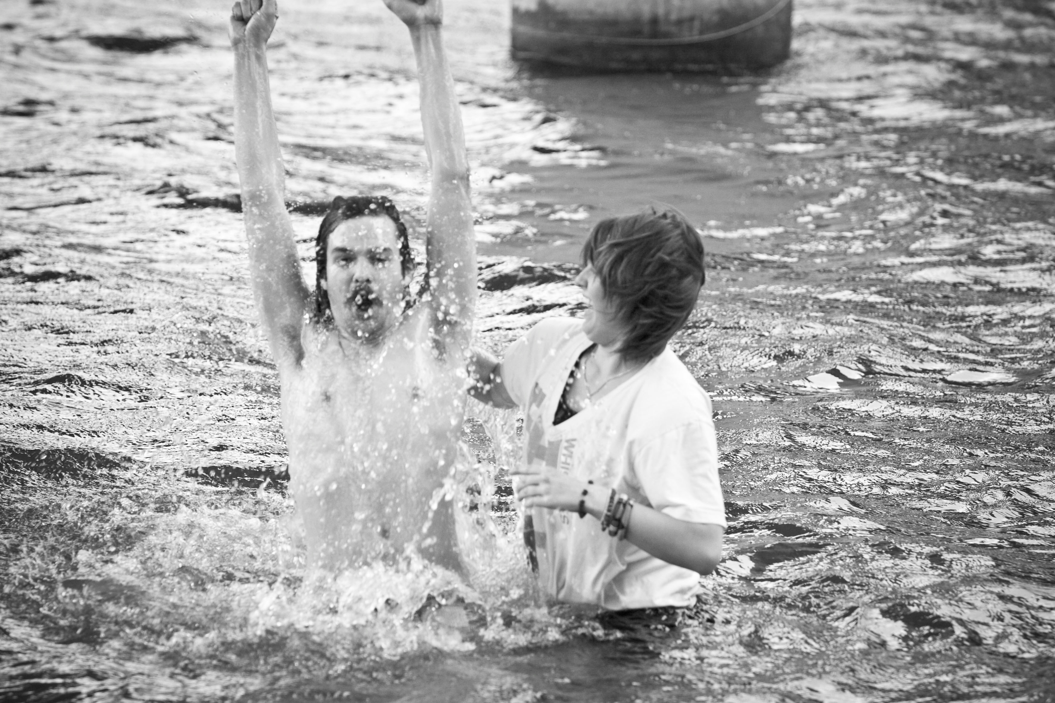 Changing A Baptism Policy That Stinks