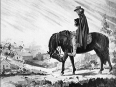 Why 9 in 10 who meet Jesus fall away…and how we can change that. The Story of Wesley and the Circuit Riders