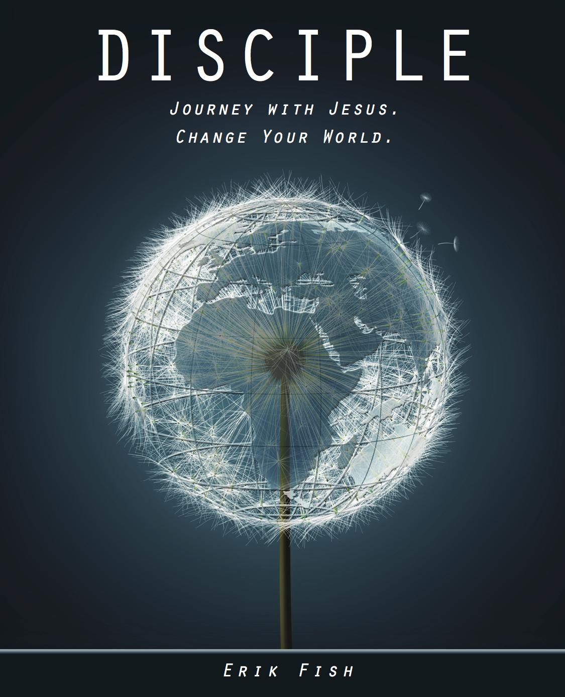 Disciple book (2 copies)