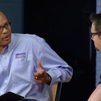 Erik Fish Interview with Clark Kellogg