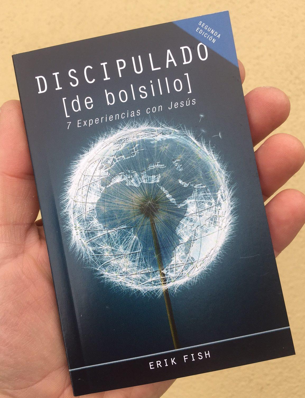 Spanish Discipleship Books!  Discipulado de Bolsillo is here!